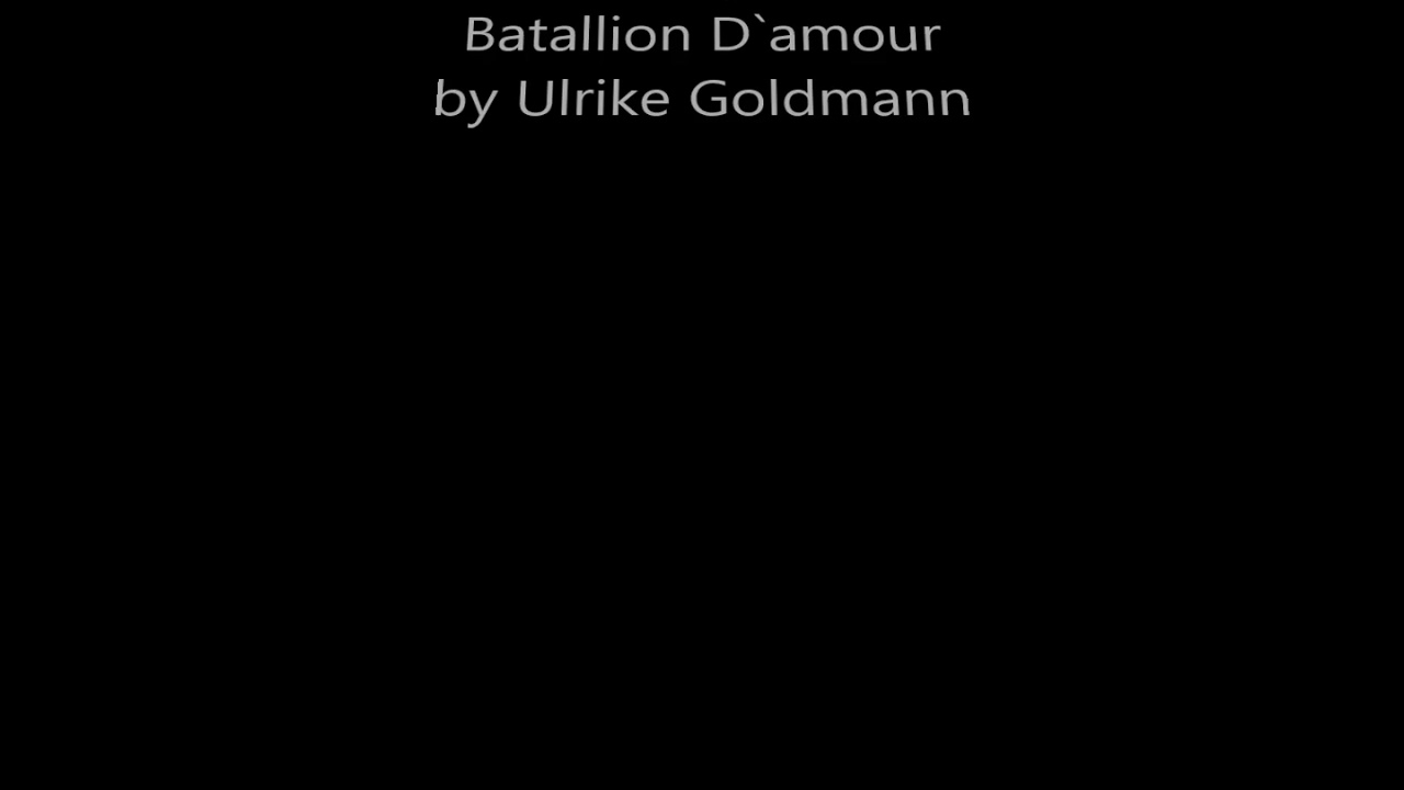 Silly - Bataillon d'amour (Cover by Ulrike Goldmann)