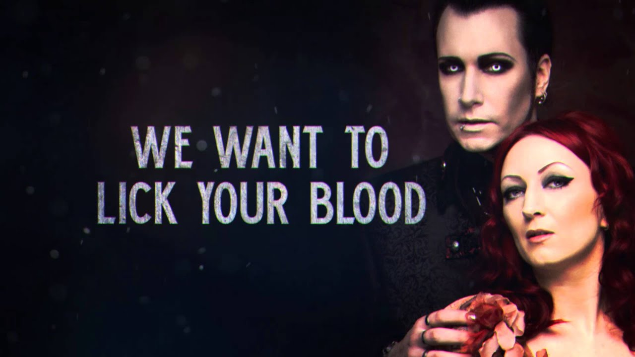 Blutengel - Children Of The Night (Reworked - Official Lyric Video)