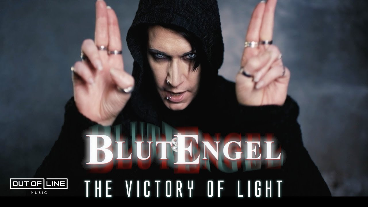 Blutengel - The Victory Of Light (Official Music Video)